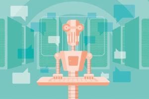 Bot e A.I. nei siti web